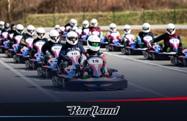 Karting Beograd donosi vam dan pun adrenalina